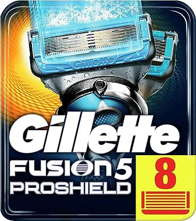 Gillette Fusion5 ProShield Chill - Recambio de Maquinilla de ...