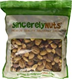 Sincerely Nuts Raw Mixed Nuts in Shell - Five(5) Lb. Bag. - Walnuts, Filberts, Almonds, Brazil Nuts, Pecans - Insanely Delish - Impossibly Crunchy - Filled With Minerals & Vitamins - Kosher