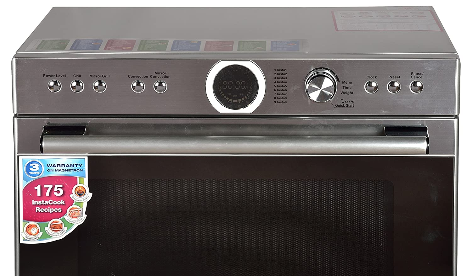 Godrej 34 L Convection Microwave Oven (GME 34CA1 MKZ): Amazon.in: Home &  Kitchen