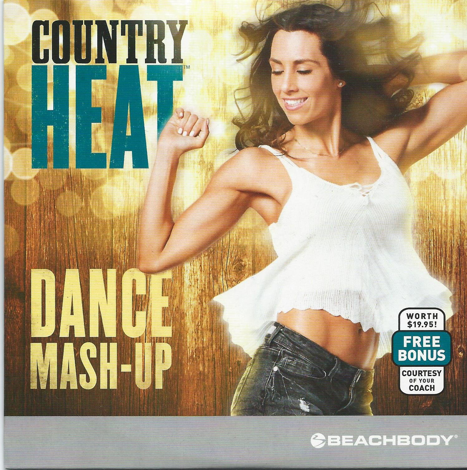 Country Heat Dance Workout DVDs By Autumn Calabrese-Deluxe 5 DVDs