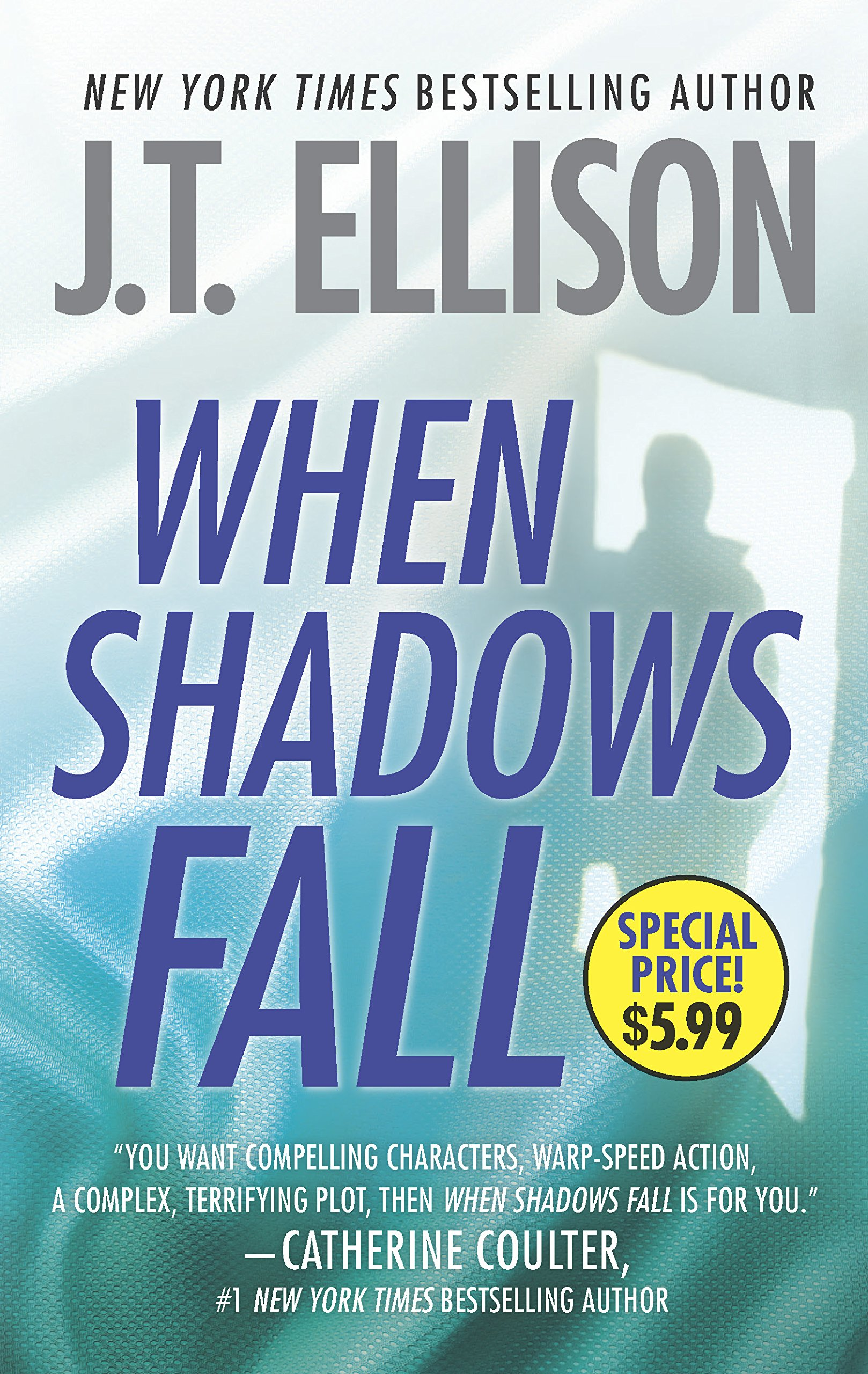 Read Online When Shadows Fall (Samantha Owens) PDF