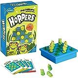 Think Fun Hoppers Logic Game - Teaches Critical Thinking Skills Through Fun Gameplay