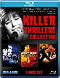KILLER THRILLERS COLLECTION (3-Disc Blu-ray Set)
