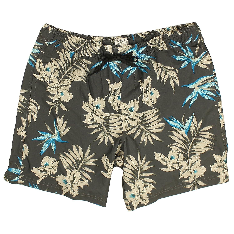 c9958750798a5 Trinity Men's Bathing Suit Swim Trunks Shorts | Amazon.com