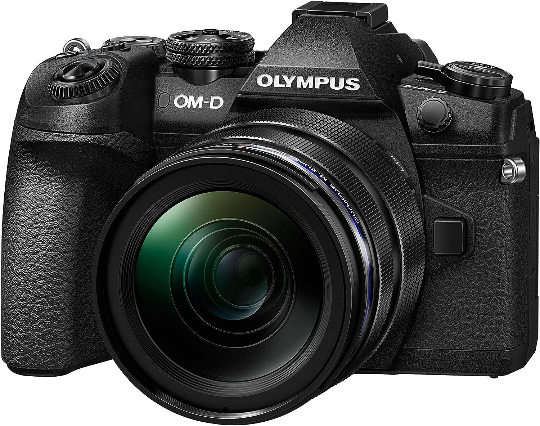 Kit Olympus OM-D E-M1 Mark II, cámara de sistema Micro Cuatro ...