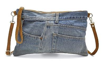 Lae In Cartera de mano de algodón para mujer Small, (Bleached (Camel)), Small: Amazon.es: Zapatos y complementos