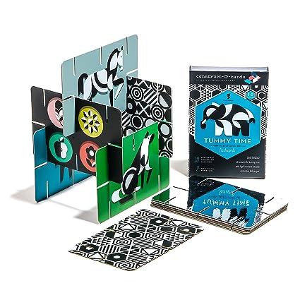 Amazon.com: construct-o-cards: barriga tiempo Tarjetas Flash ...