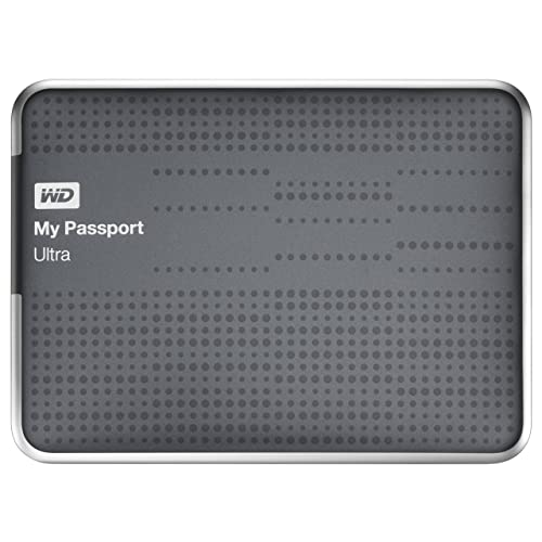 Western Digital My Passport Ultra 2 TB WDBMWV0020BTT-NESN