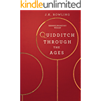 Quidditch Through the Ages (Hogwarts Library book)