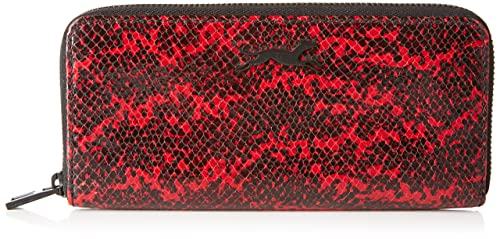 Bimba & Lola - Billetera para mujer, color rojo: Amazon.es ...