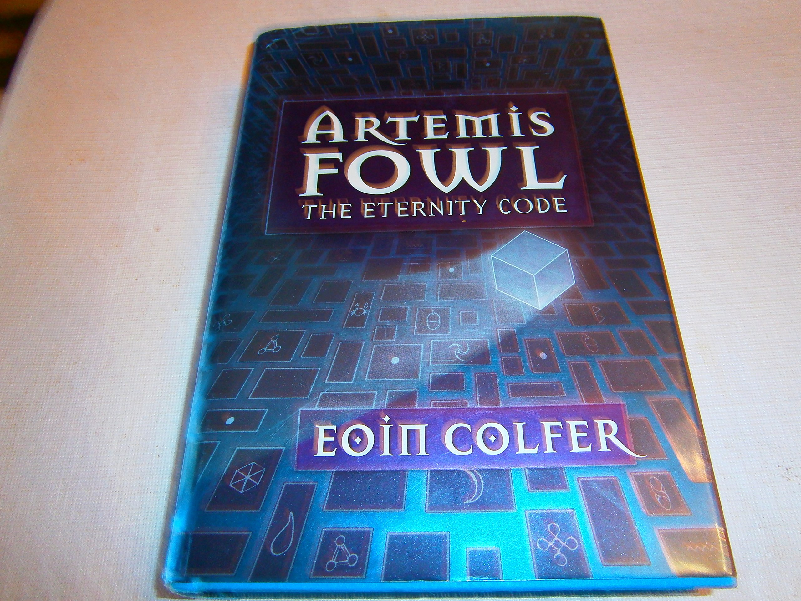 Read Online Artemis Fowl. the Eternity Code. (This is Not the 3 Vol. Set). pdf epub