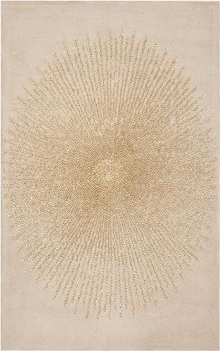 Safavieh Soho Collection SOH655B Handmade Wool Area Rug