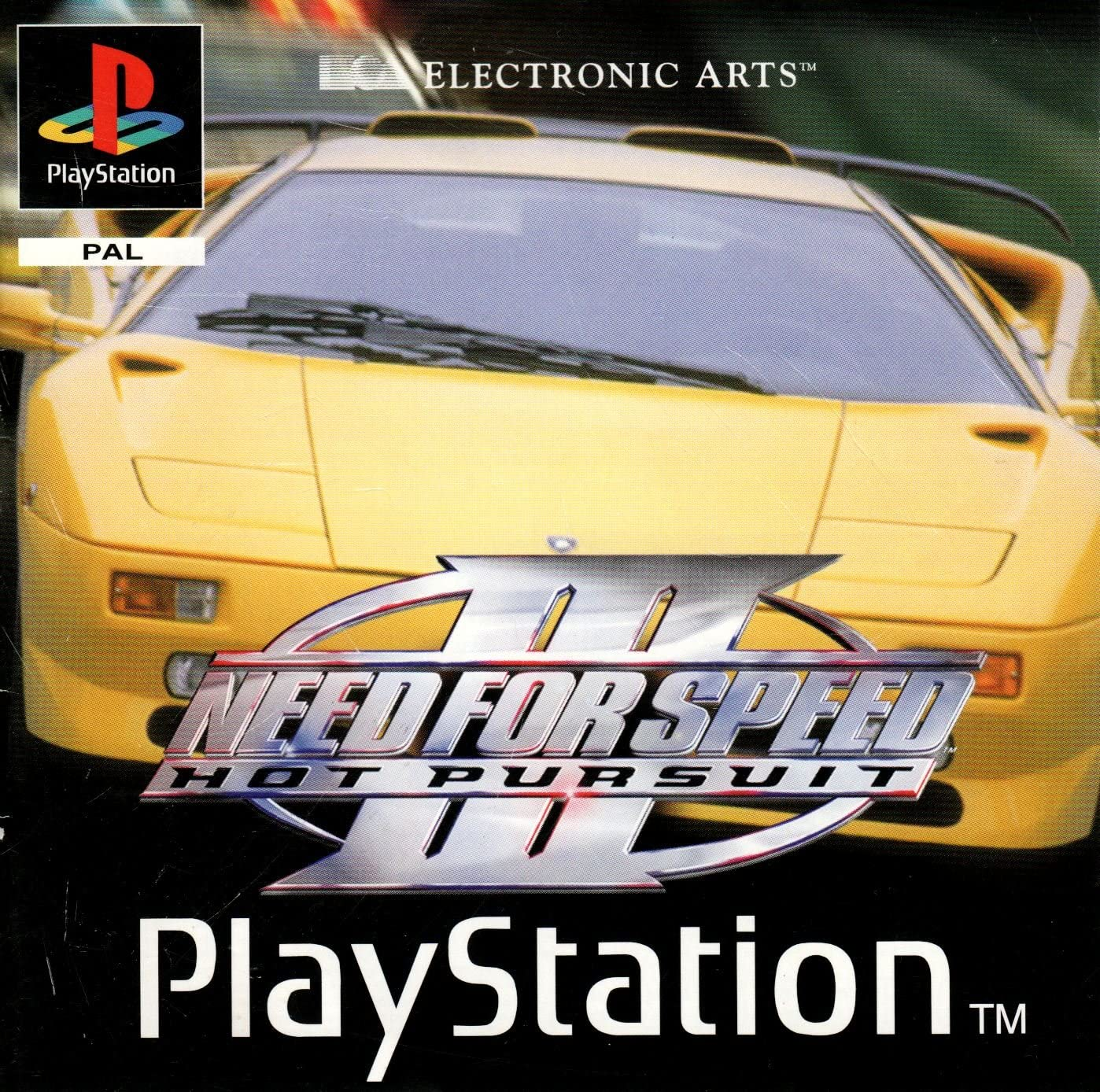 Need For Speed 3 Hot Pursuit Playstation Amazon Co Uk Pc