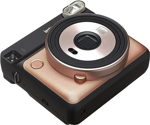 Fujifilm Instax Square Sq6 Sofortbildkamera Blush Gold Kamera