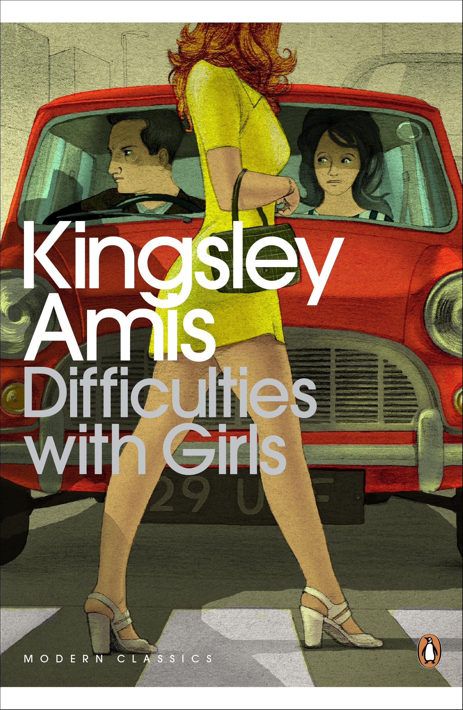 Read Online Difficulties With Girls (Penguin Modern Classics) pdf epub