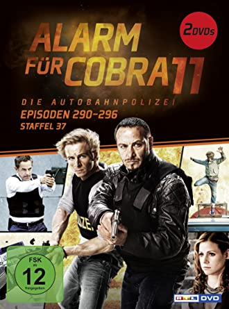 Alarm für Cobra 11 - Staffel 37 [Alemania] [DVD]: Amazon.es ...