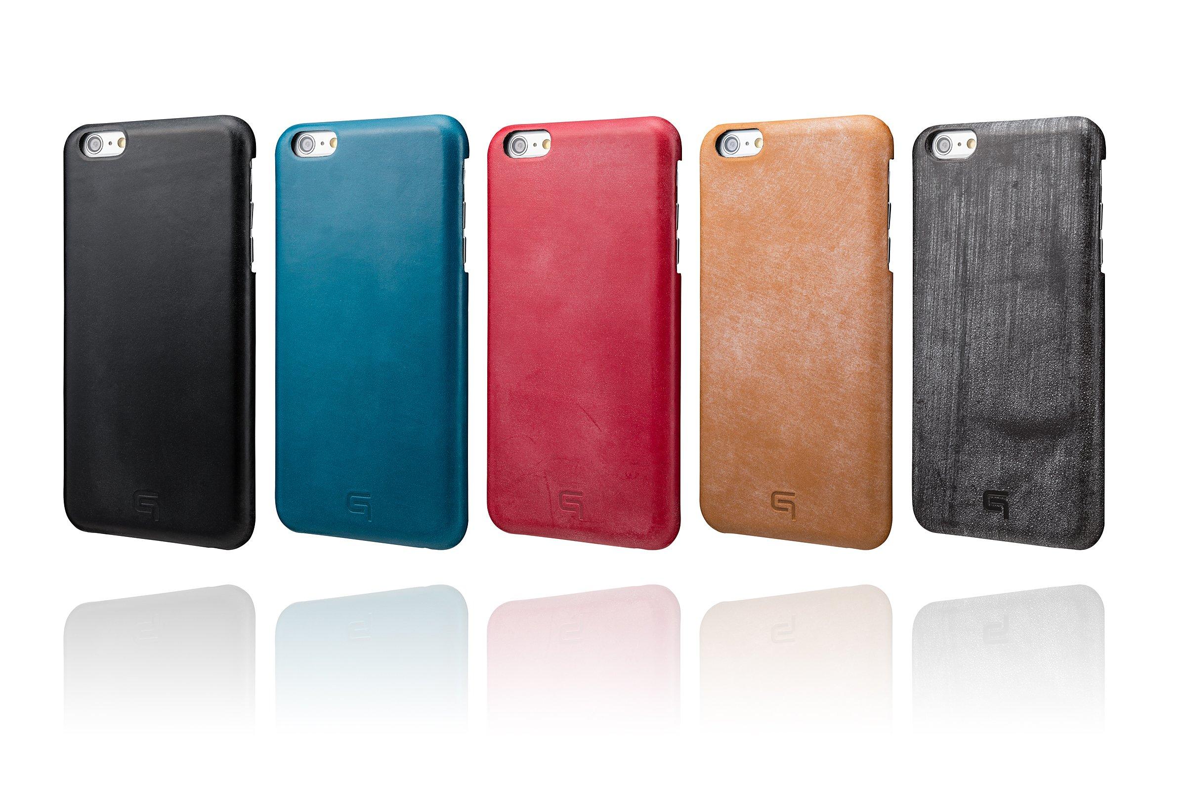 GRAMAS Bridle Leather Case (iPhone 6 Plus/6s Plus, Navy) LC845PNV