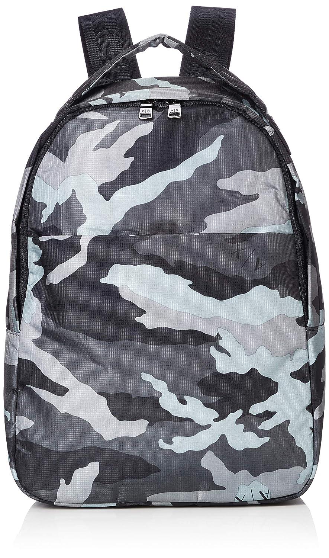 Image of Armani Exchange Men's Graphic Backpack Luggage