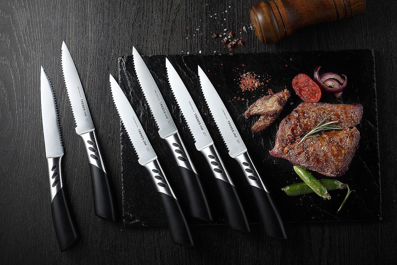 Amazon.com: Tendencias Chef en Caja de regalo 6 piezas ...