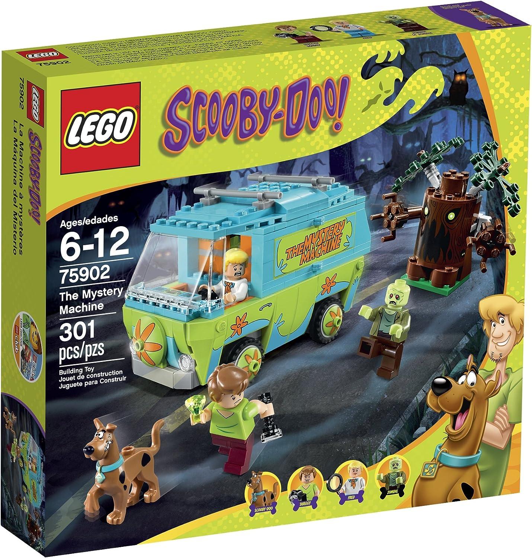 jouet club lego scooby doo