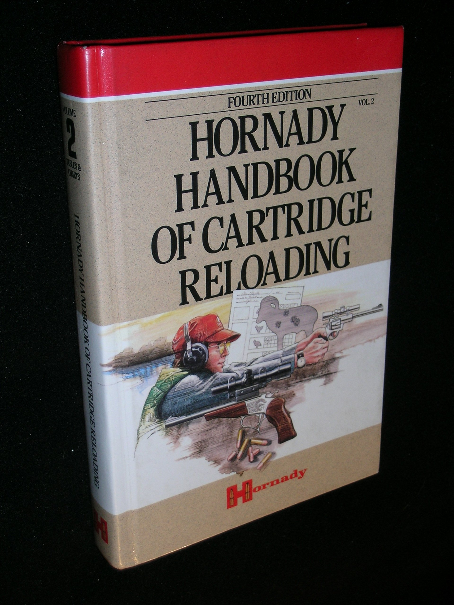 Hornady Handbook of Cartridge Reloading Vol 2 4th Edition