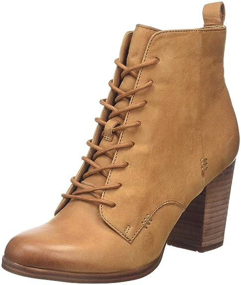 Aldo Neily - Botines para mujer, color marrón (camel/38), talla