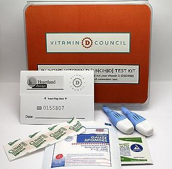 d vitamintillskott test