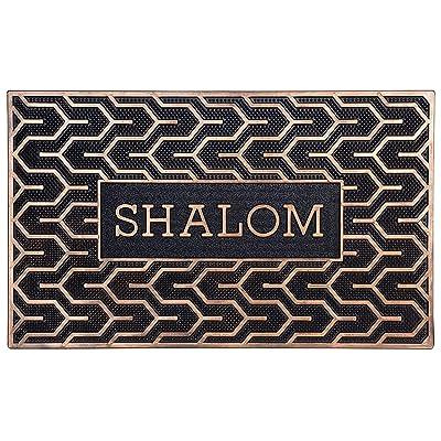 shalom door mats