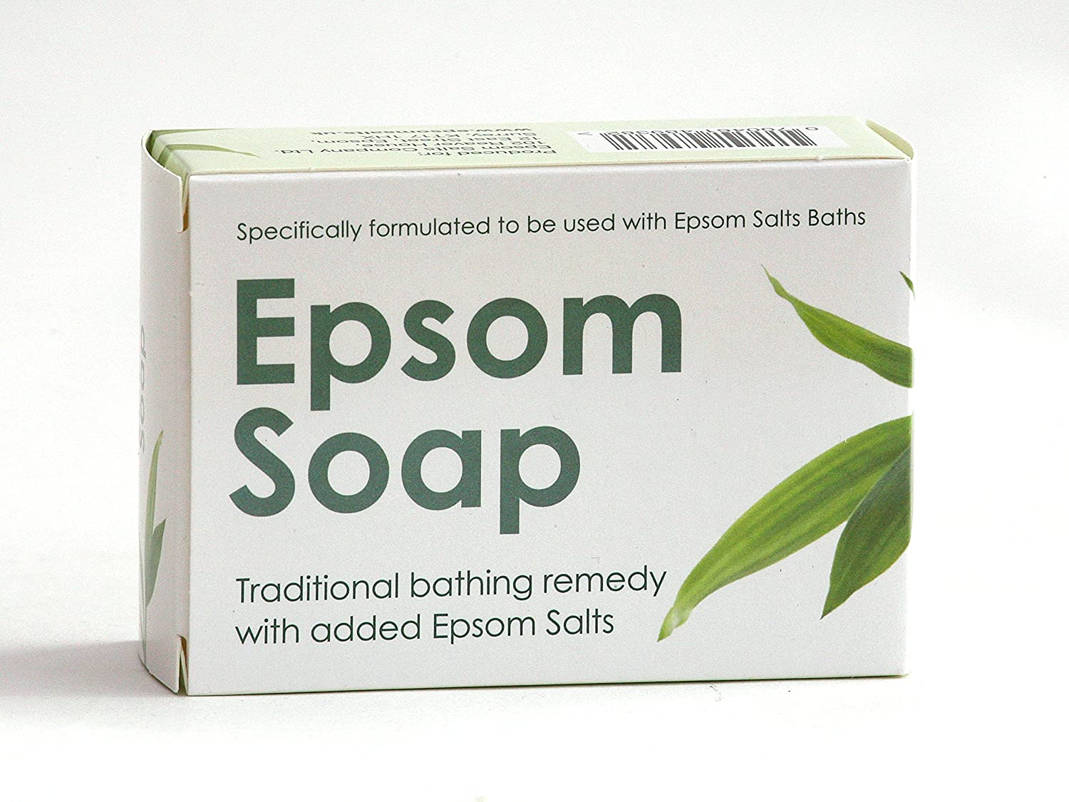 4 x Epsom Soap - Free Next Day Delivery Epsom Salts Co.