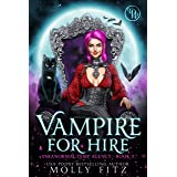 Vampire for Hire (Paranormal Temp Agency Book 3)