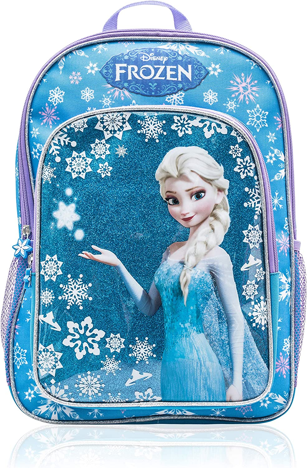 Disney Frozen II 16 inch Backpack with Detachable Lunch Box 2 Piece Set for kids