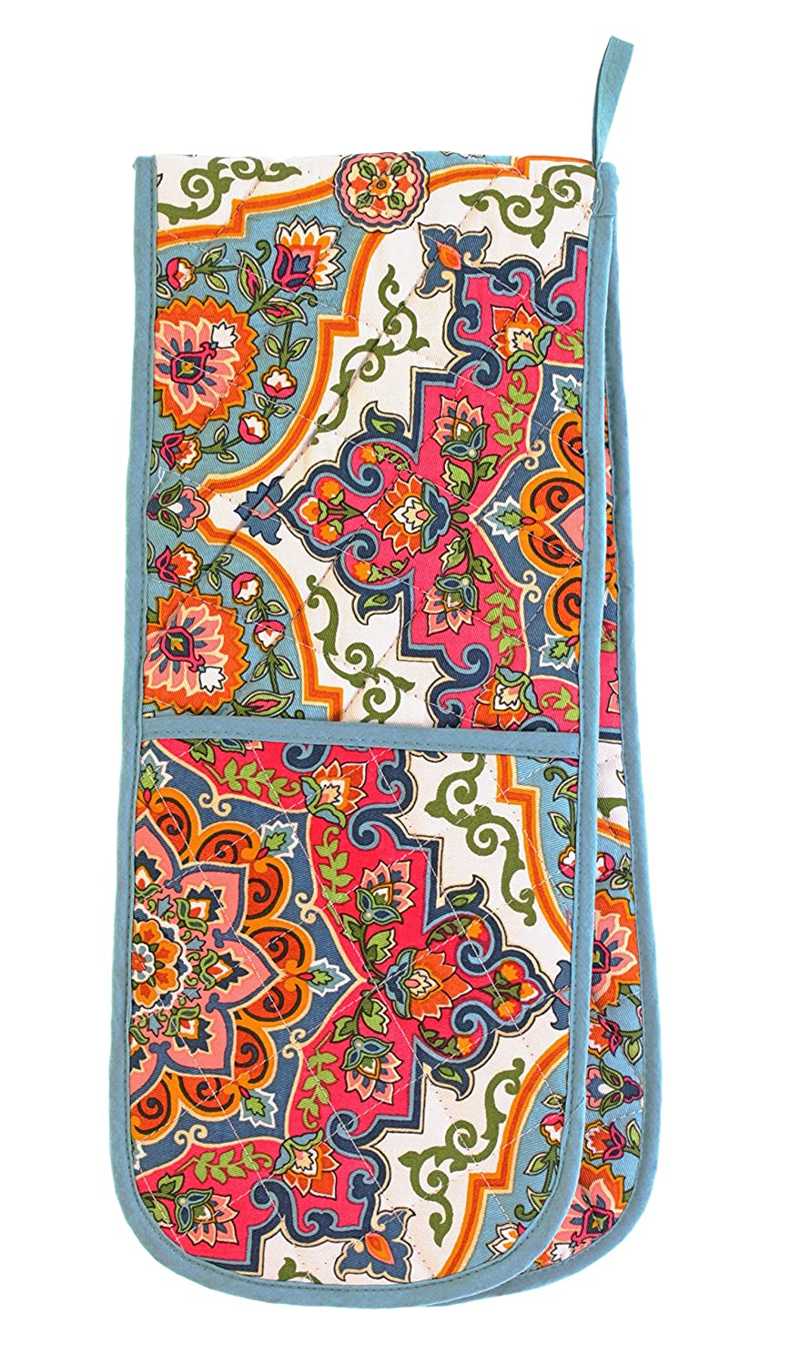 "Ulster Weavers 34.6"" x 7.1"" Moroccan Tiles Double Glove"