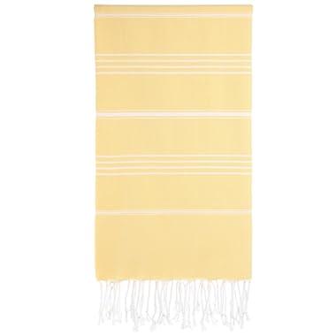 Cacala Pestemal Turkish Bath Towels 37x70%100 Cotton Apricot