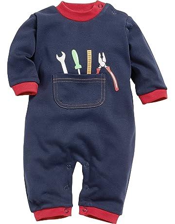 Schnizler Schlafoverall Heimwerker, Pijama Bebé-para Niños
