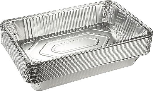 Amazon.com: Sartenes de aluminio de tamaño completo ...