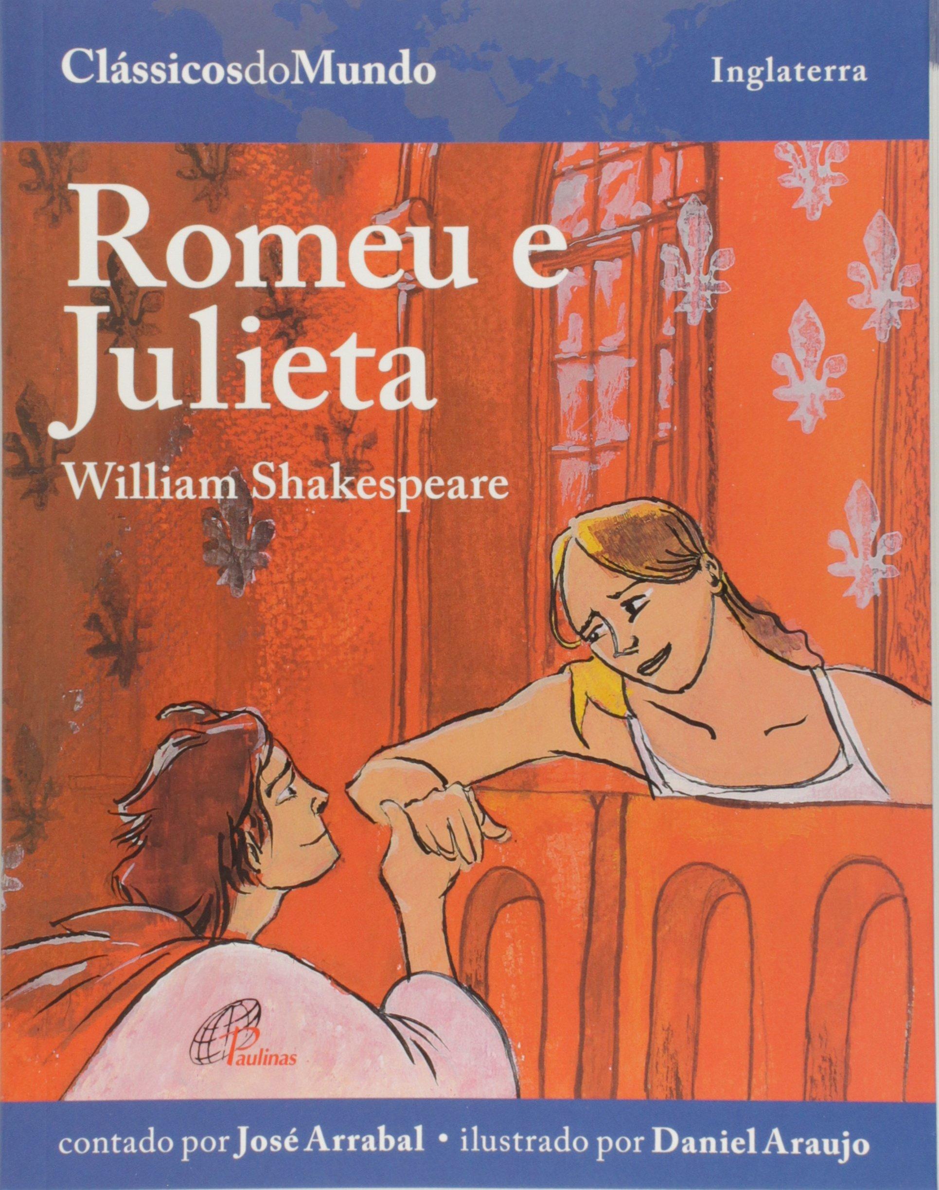Romeu E Julieta 9788535622850 Livros Na Amazon Brasil
