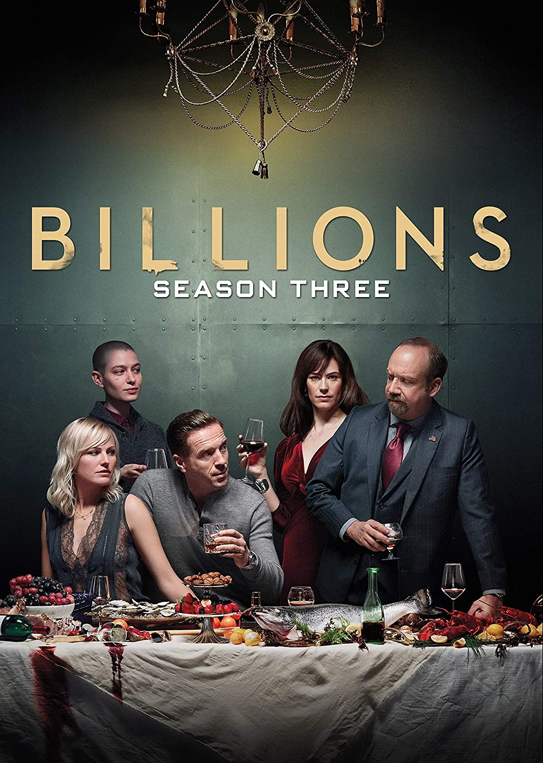 Billions: Season Three Paul Giamatti Damian Lewis Maggie Siff Malin Akerman