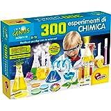 Lisciani Giochi 62362 Gioco I'm a Genius 300 Esperimenti di Chimica
