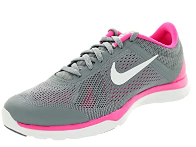Nike Women\u0027s In-Season TR 5 Stealth/White/Pink Pow/CL Grey