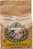 Harringtons Complete Dry Cat Food Chicken with Rice, 2kg