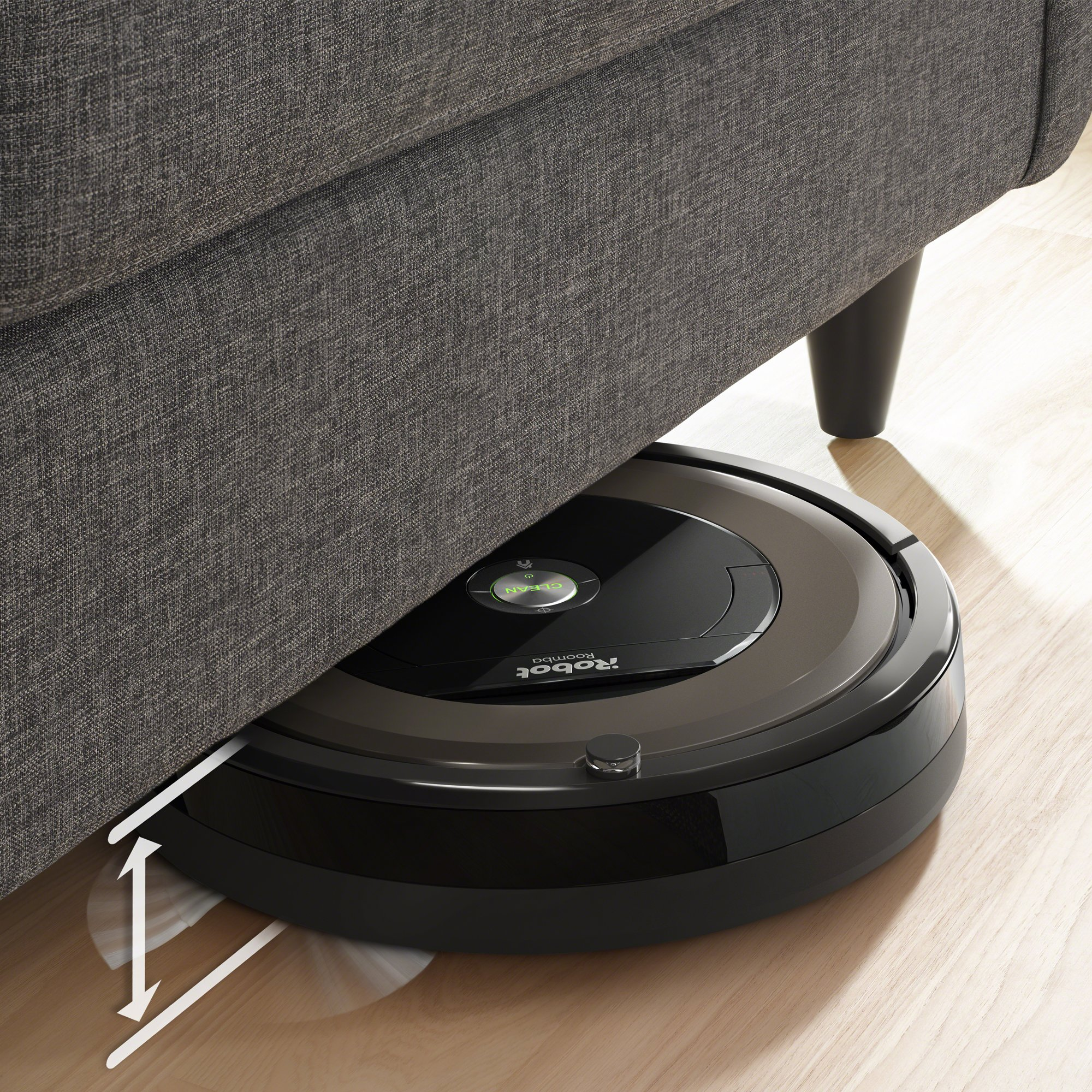 iRobot Roomba 890 Robot Vacuum with Wi-Fi Connectivity by iRobot (Image #3)