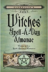 Llewellyn's 2020 Witches' Spell-A-Day Almanac: Holidays & Lore, Spells, Rituals & Meditations Paperback