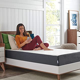 product image for Sealy 10-Inch Hybrid Bed in a Box with CopperChill, Medium-Firm, Twin XL