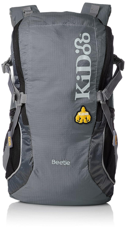 [キッド] Beetle Backpack(S) BE01209  グレー B00AFJUHTA