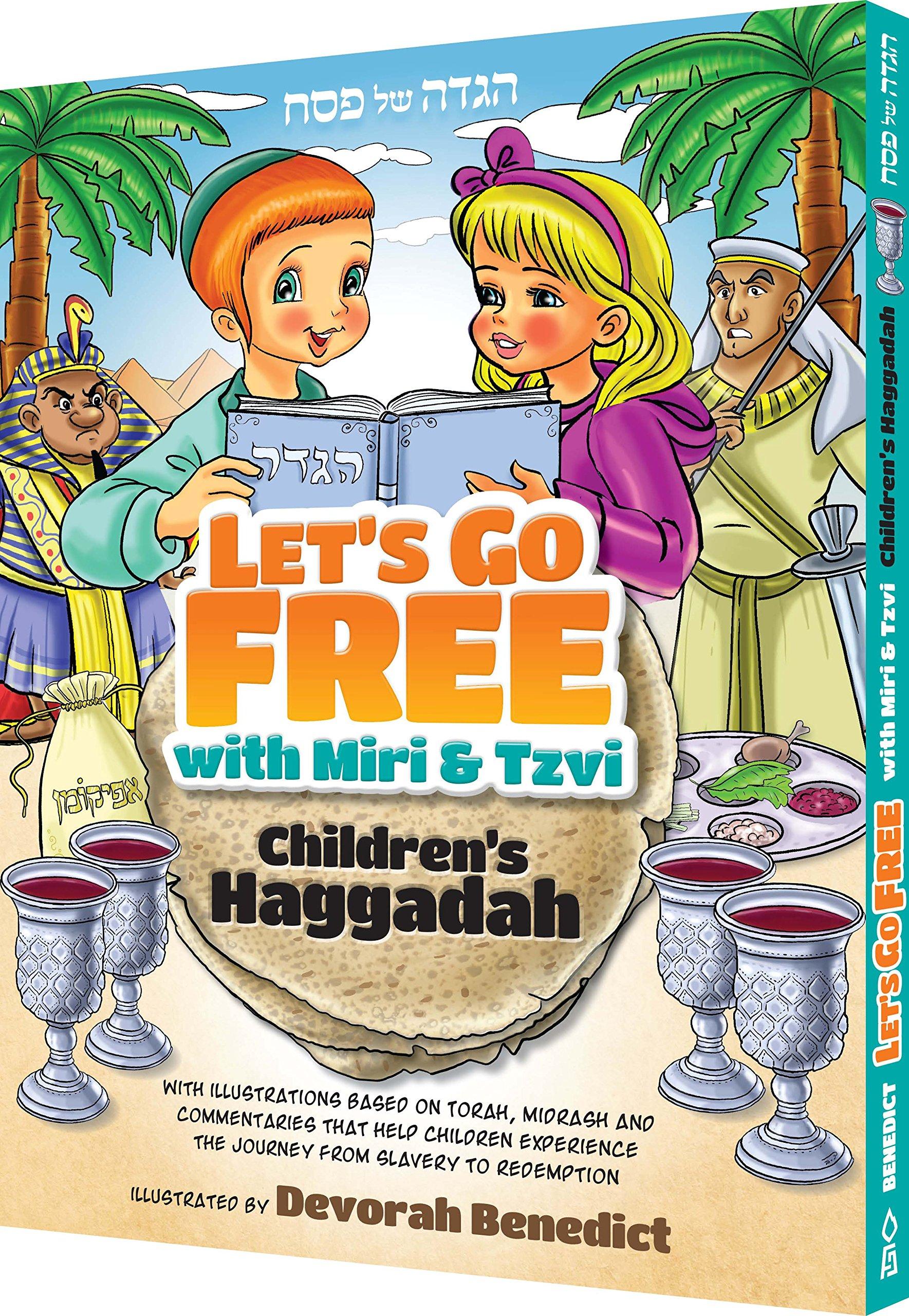 the animated haggadah video