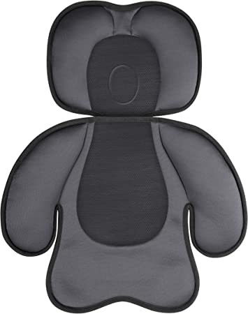 Cojín ergonómico que se adapta a la silla de auto del grupo 0/0+,Diseñado para el confort del bebé e