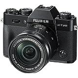 Fujifilm - Appareil Photo - X-T20 + XC16-50mm ,24,3Mpix - Noir (Ref: 16543078)