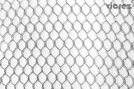 Amazon.com: Vicrez Universal Standard Bumper Wire Diamond Silver ...