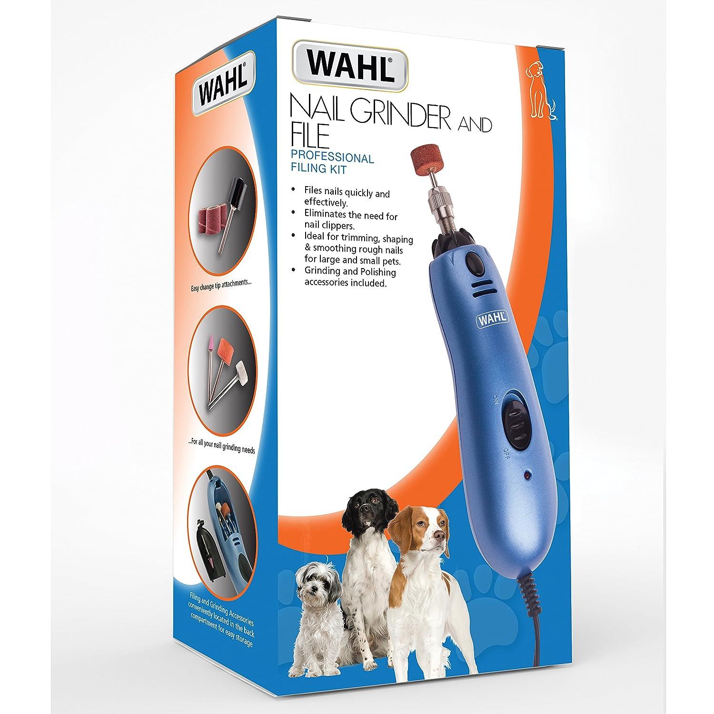 Wahl Pet Nail Grinder Blue Amazon Pet Supplies