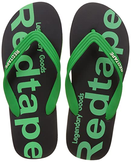 bce9da04b Red Tape Men s Flip-Flops and House Slippers  Buy Online at Low ...